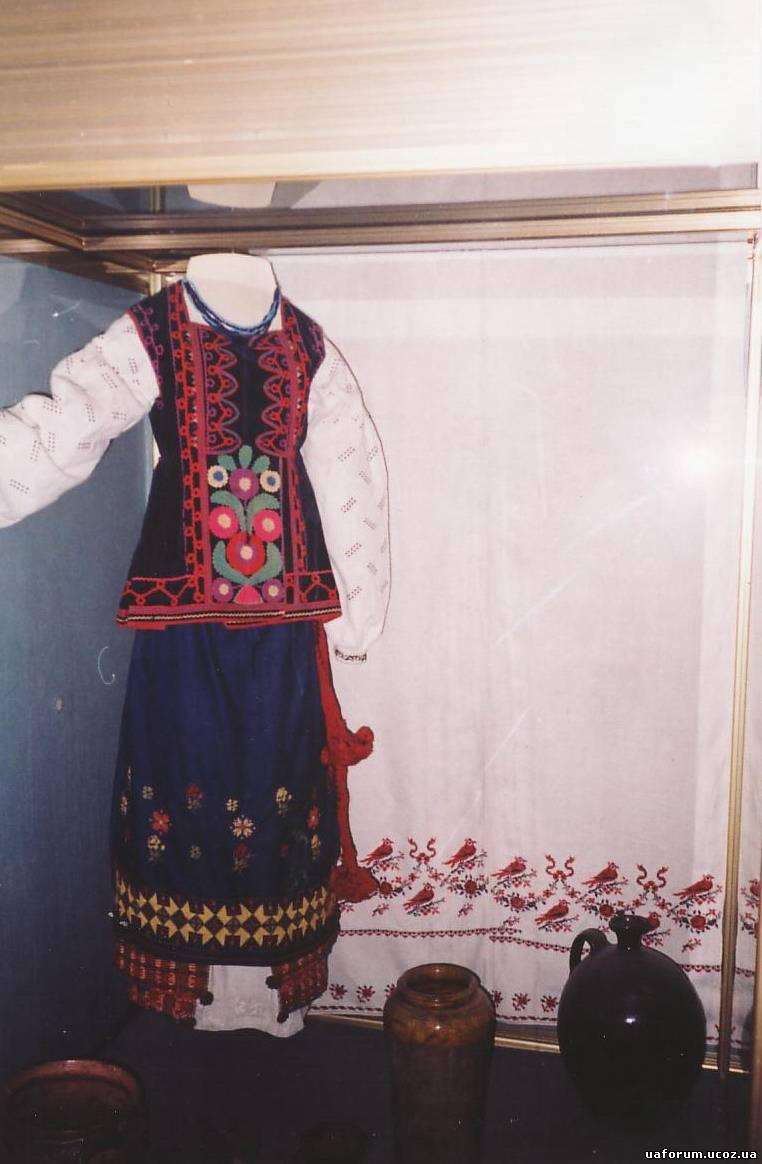 Одяг ареал етнічної основи